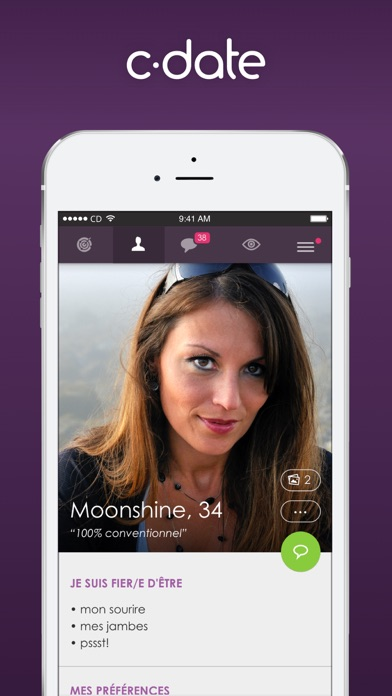 download C-date – Dating with live chat apps 4