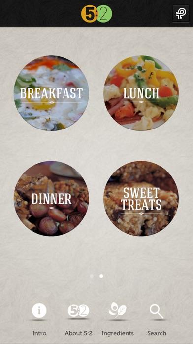 Screenshot for 5:2 Fasting Diet Recipes in Azerbaijan App Store