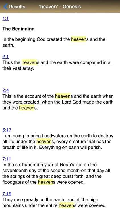 BibleScope: Message and ERV screenshot-3