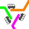 bus 2.0: 乗り合いタクシー、エミュレータ - iPadアプリ