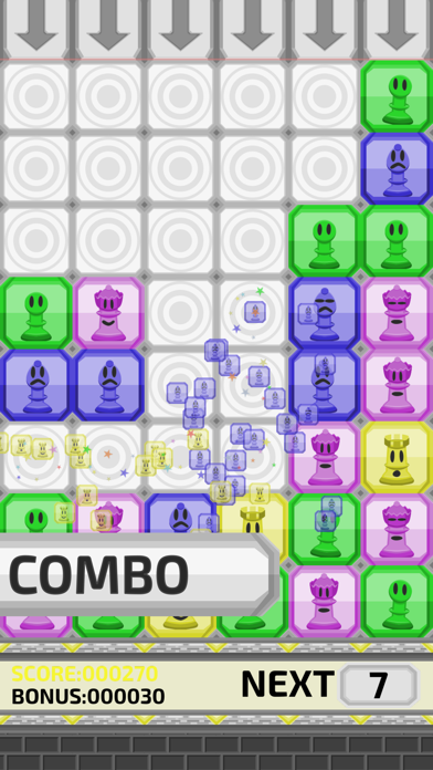 Screenshot of Blocktactic HD App