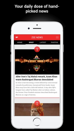 Zee News Live on the App Store