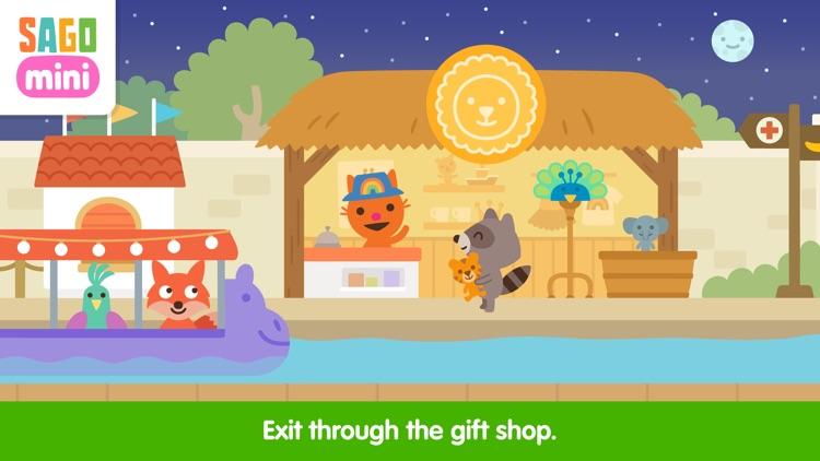 Sago Mini Zoo screenshot-5