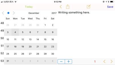 Pure Diary screenshot 2