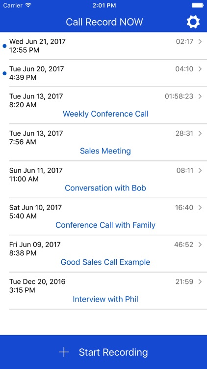 Call Record NOW screenshot-0