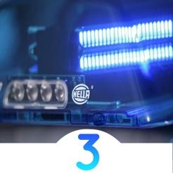 iBlaulicht 3 - Feuerwehr & Polizei Blaulicht