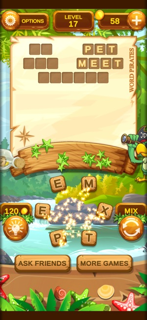 Word Pirates Screenshot