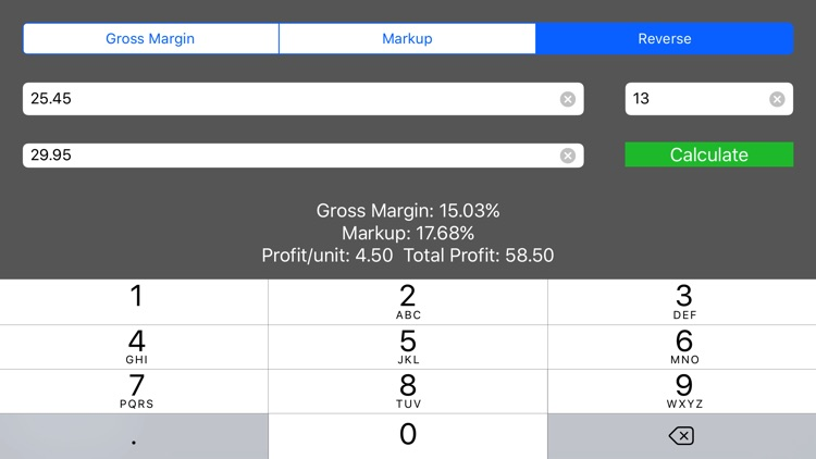 iProfit screenshot-4