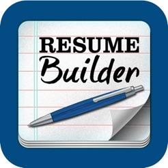 Merveilleux Resume Builder Pro 4+