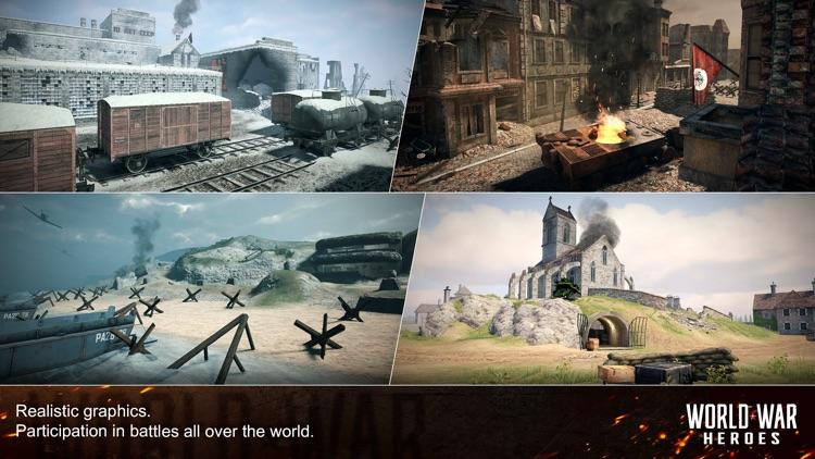 World War Heroes: FPS war game screenshot-4