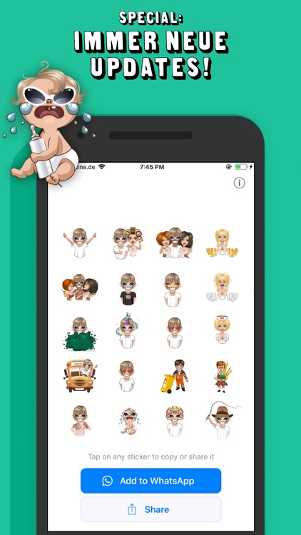 Mickie Krause Emoji App screenshot-3