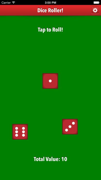 Dice Roller App screenshot one