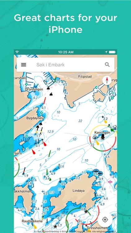 C-MAP Embark screenshot-3