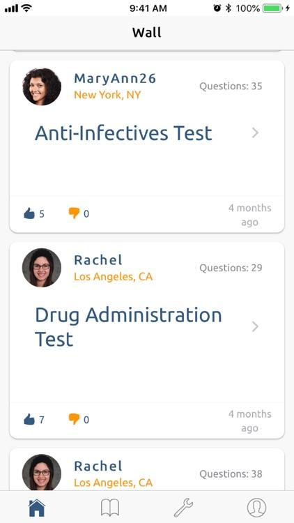NCLEX Practice Tests