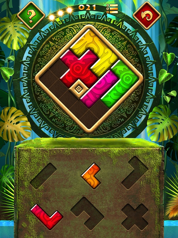 Montezuma Puzzle 4 Premium для iPad