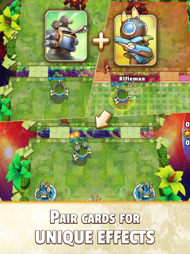Omega Wars Screenshot