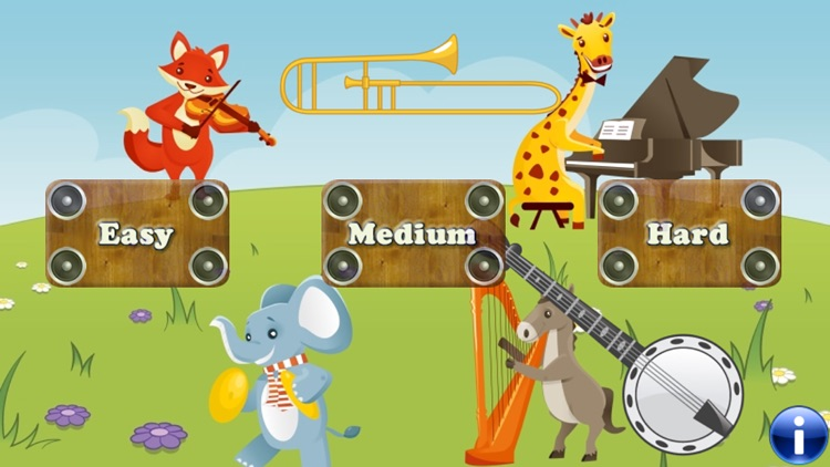 Music Games for Toddlers & Kid