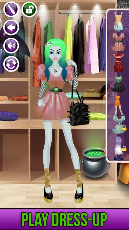 Monster Makeover & Salon screenshot-4