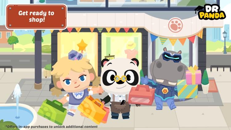 Dr. Panda Town: Mall screenshot-0