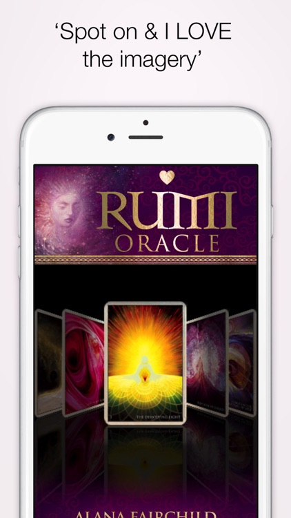 Rumi Oracle - Alana Fairchild screenshot-3