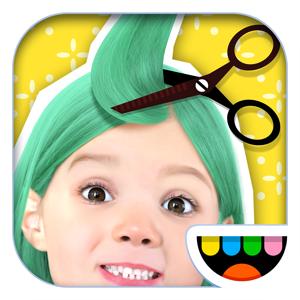 Toca Hair Salon Me app