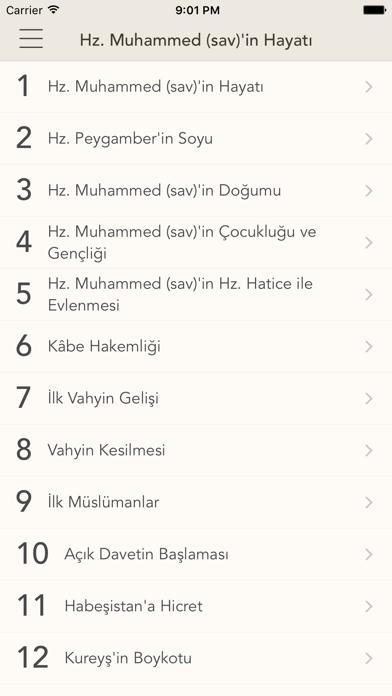 Hz. Muhammed Efendimizin Hayatı - Son Peygamber