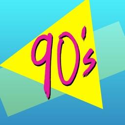 90s Sticker Pack