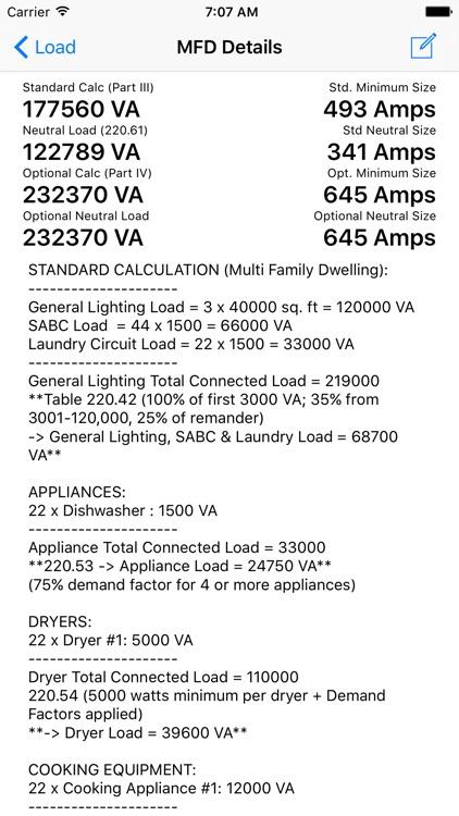 Electrical Wiring Pro 2014+ screenshot-3