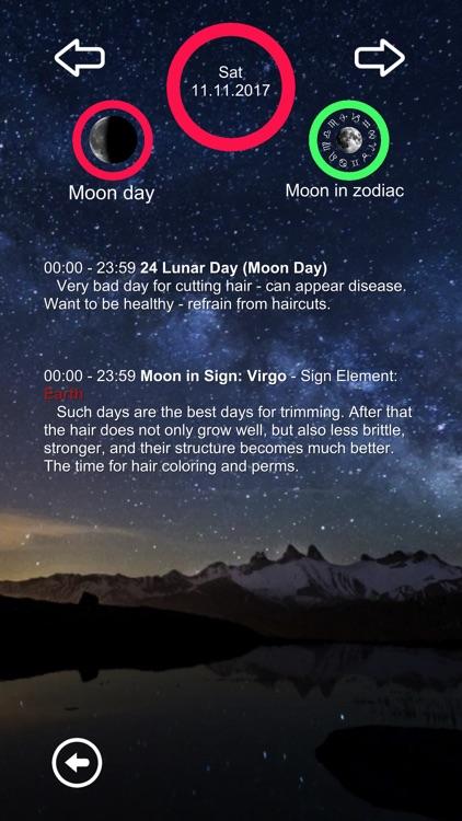 Moon Day Haircut screenshot-3