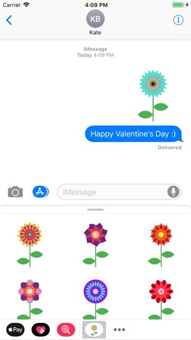 Flower Power - Joyful Flowers screenshot #6