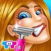 Hairy Face Makeover Salon - iPhoneアプリ
