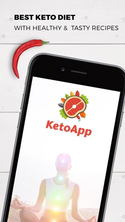 KetoApp - Diet Recipes