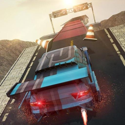 Stunt Car Driving Pro iOS App