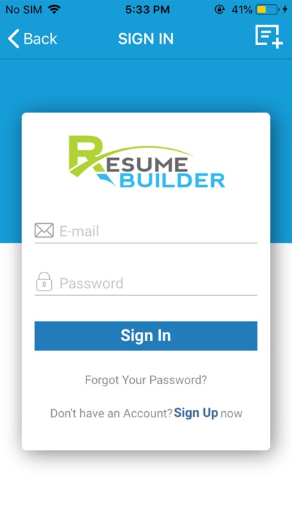 Resume Builder - CV Maker screenshot-1