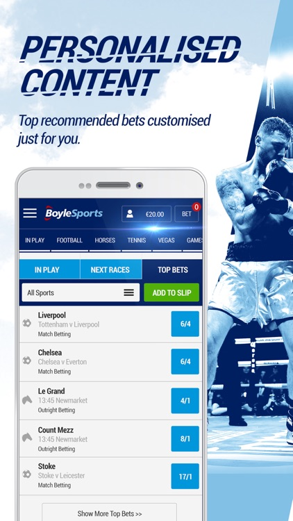 BoyleSports Betting