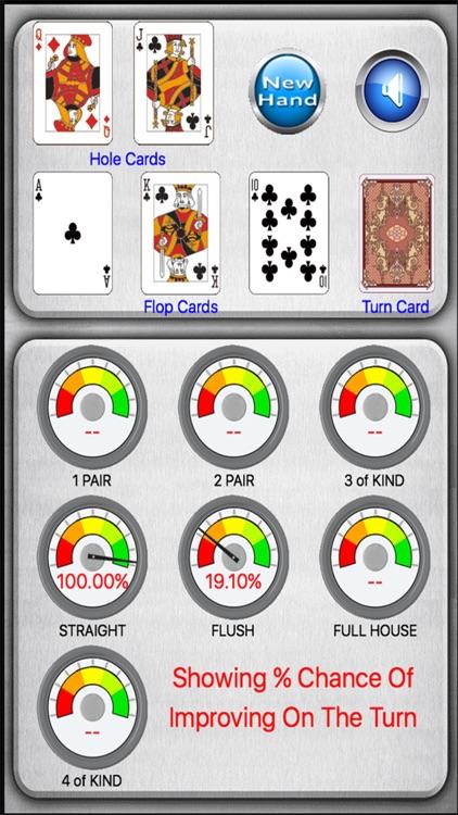 Next Street Poker Odds screenshot-4