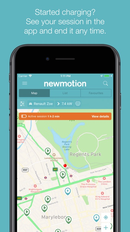 NewMotion: Public Charging screenshot-2
