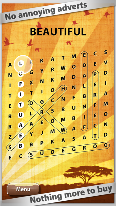 WordSearch screenshot1