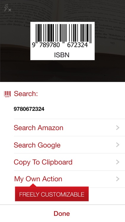 Barcode screenshot-4