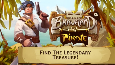 Braveland Pirate Screenshots
