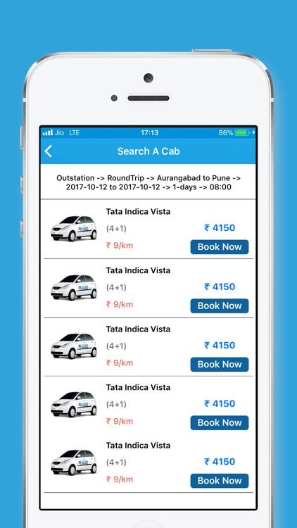 Clear Car Rental India screenshot-3