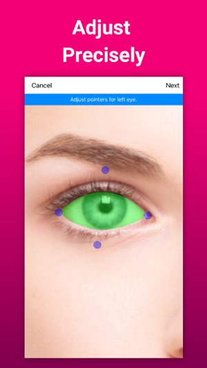 Eye Color Changer Makeup On The App Store