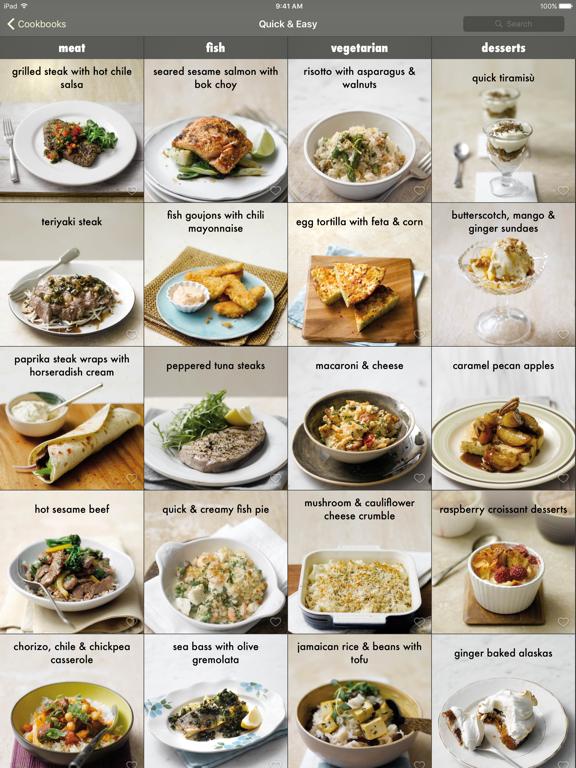 The Photo Cookbook – Quick & Easy screenshot