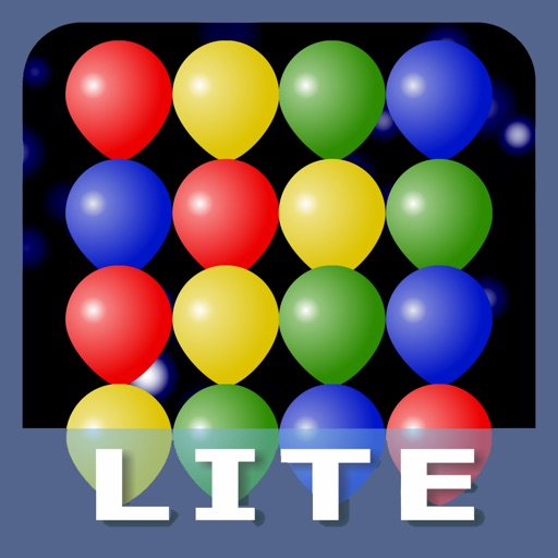 Tap n Pop Classic (Lite): Balloon Group Remove