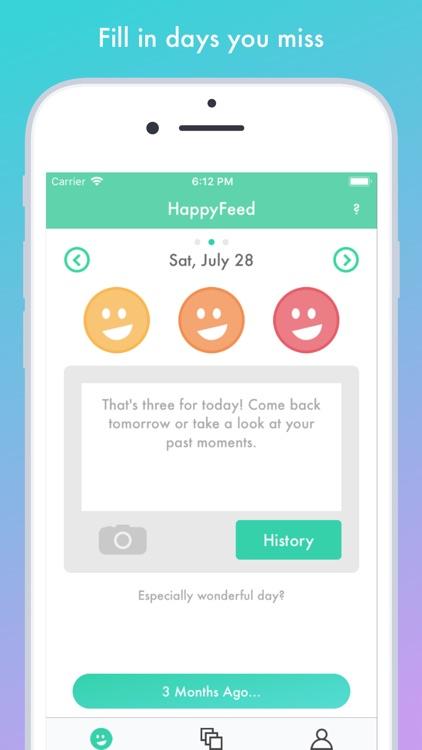 Happyfeed - Gratitude Journal screenshot-5