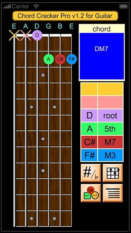 Guitar Chord Cracker Pro