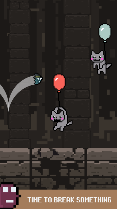 Download Break the Balloons: ghost town for Pc