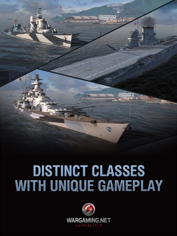 World of Warships Blitz: MMO screenshot 5