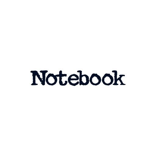 Notebook Magazine for iPad