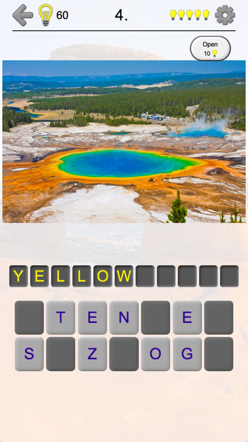 National Parks of the US: Quiz Cheat Codes